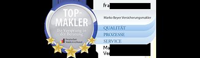 Versicherungsmakler Marko Beyer