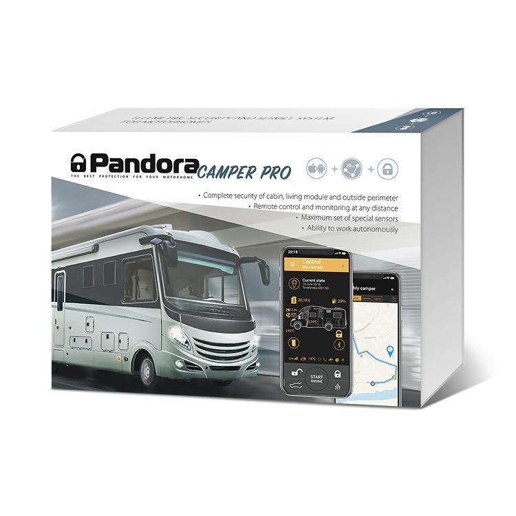 Pandora Trailer