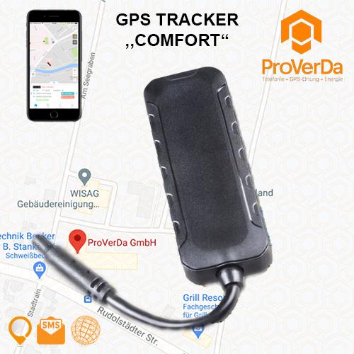 Proverda GmbH GPS TRACKER ,,COMFORT''